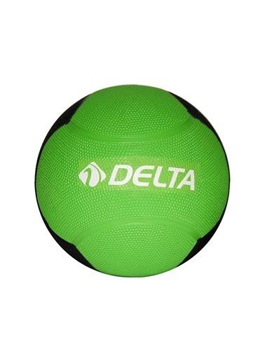 Delta Delta / Dst 7554 Zıplayan Sağlık Topu 4 Kg Siyah
